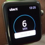 Apple Watch Uber App