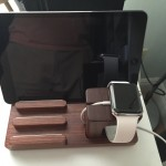 Apple Watch Base with iPad Mini