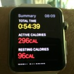 Apple Watch Workout App Example 13 of 15