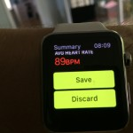 Apple Watch Workout App Example 15 of 15
