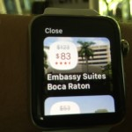 Apple Watch Hotels.com App