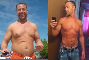 My Transformation from 196 to 168 in 60 Days